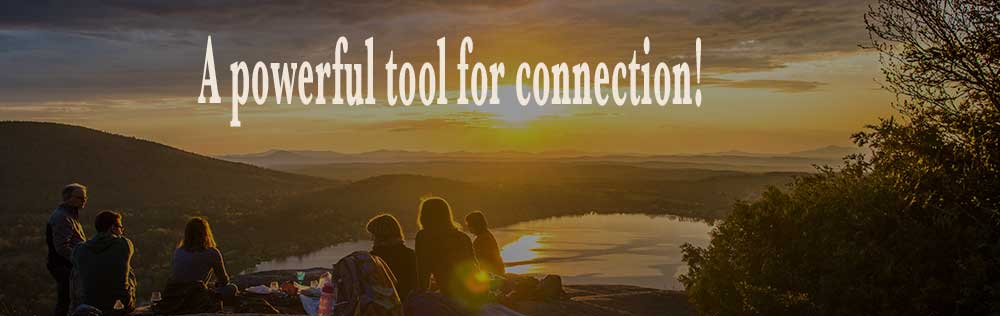 A powerful tool for connection