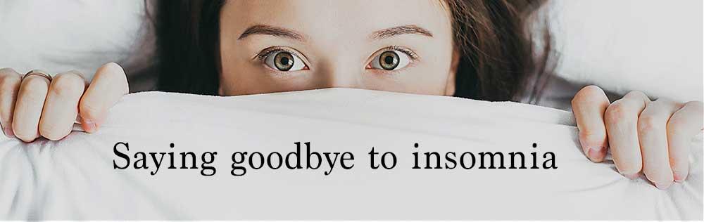 Prayer: Saying goodbye to insomnia