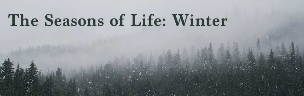 The Seasons of Life: Winter