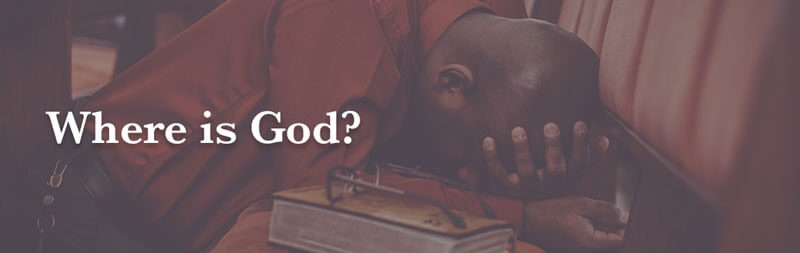 Among so many tragedies: where is God?